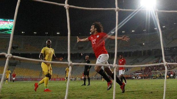 Diduga Lecehkan Wanita, Pemain Mesir Dicoret