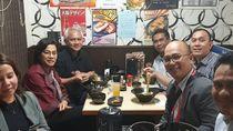 Hadiri KTT G20 di Osaka, Sri Mulyani Makan Malam di Resto Ramen Halal