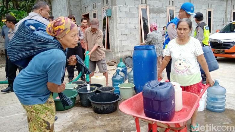 Kekeringan di Purworejo Meningkat Tahun Ini