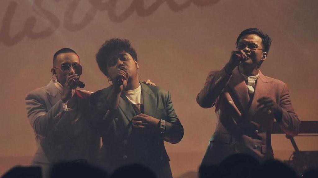 Mimpi Jadi Nyata, Trisouls Sukses Gelar Intimate Concert Pertamanya