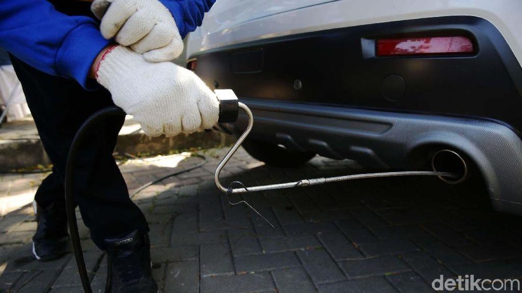 Cegah Polusi Udara, Yuk Uji Emisi Kendaraan Anda