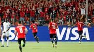 Piala Afrika 2019: Salah Cetak Gol, Mesir Lolos ke Babak 16 Besar