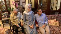 Jelang Putusan MK, Sandi Sekeluarga Berdoa Diberi Keputusan Terbaik