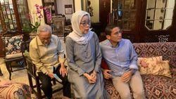Prabowo-Sandi Akan Tanggapi Putusan MK Sore Nanti