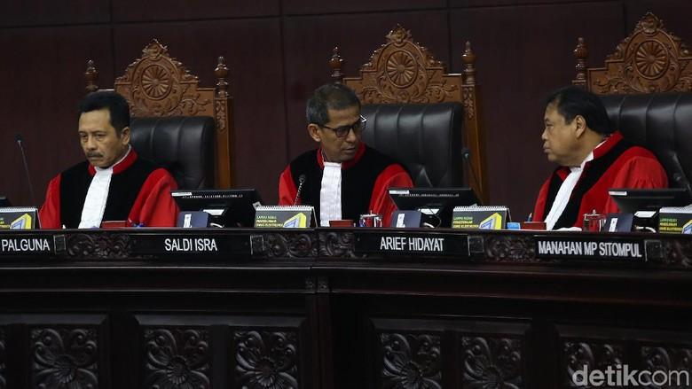 MK Anggap Prabowo-Sandi Tak Dapat Buktikan Klaim Menang 52%