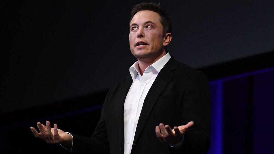 Elon Musk Ngopi Mars