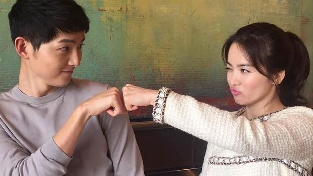 Song Song Couple Cerai, Fans dan Bursa Saham Korea Terguncang