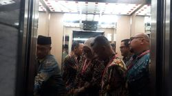 Sidang Putusan Sengketa Pilpres di MK, KPU: Bissmillah, Optimis