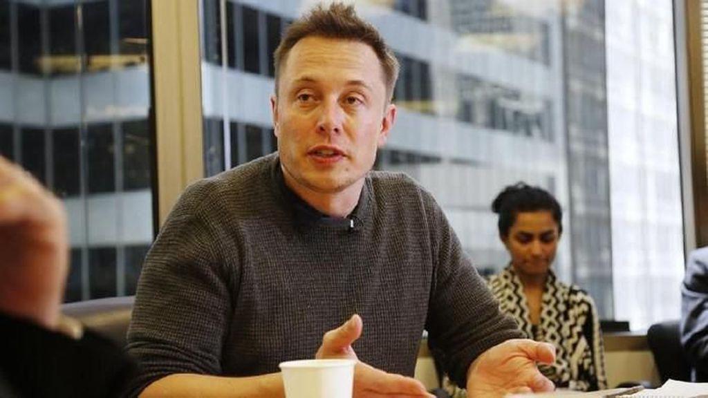 Elon Musk: Kehidupan di Mars Bisa Sukses, Tapi Mungkin Kamu Mati