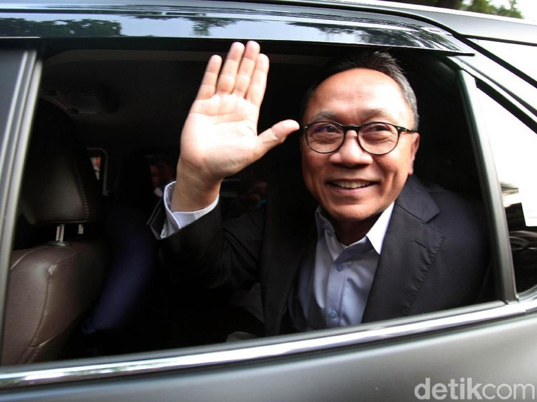 Prabowo-Surya Paloh Sepakat Amandemen UUD Menyeluruh, Zulhas: Itu Sulit