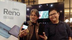 Oppo Reno 10x Zoom Disebut Setara dengan Kamera Entry Level