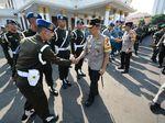 Jelang Putusan MK, Keamanan Surabaya Ikut Diperketat