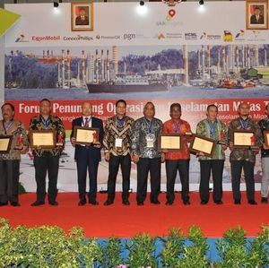 Pertamina Hulu Energi Raih HSE Award dari SKK Migas
