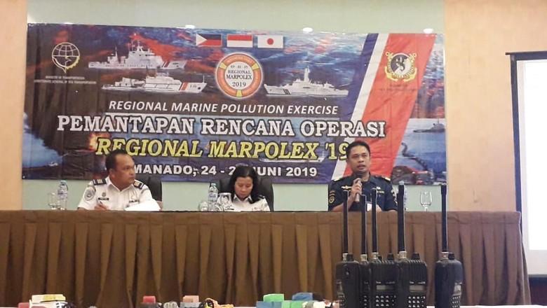 Beragam Persiapan Kemenhub Jelang Regional Marpolex di Filipina