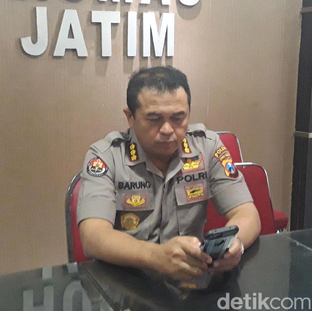 Meski Jatim Kondusif, Polisi dan TNI Tetap Siaga di Sejumlah Objek Vital