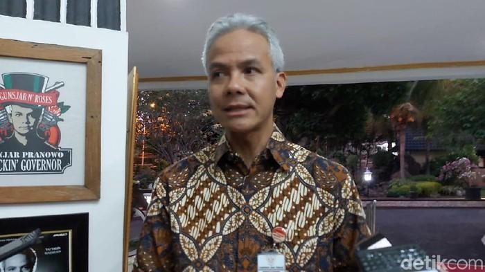 Pengakuan Ganjar Pranowo soal film porno dan komentar dari psikolog. Foto: Angling Adhitya Purbaya/detikcom