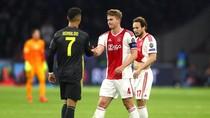 Ronaldo-De Ligt, Dulu Pengubur Mimpi Juve Kini Jadi Bianconeri