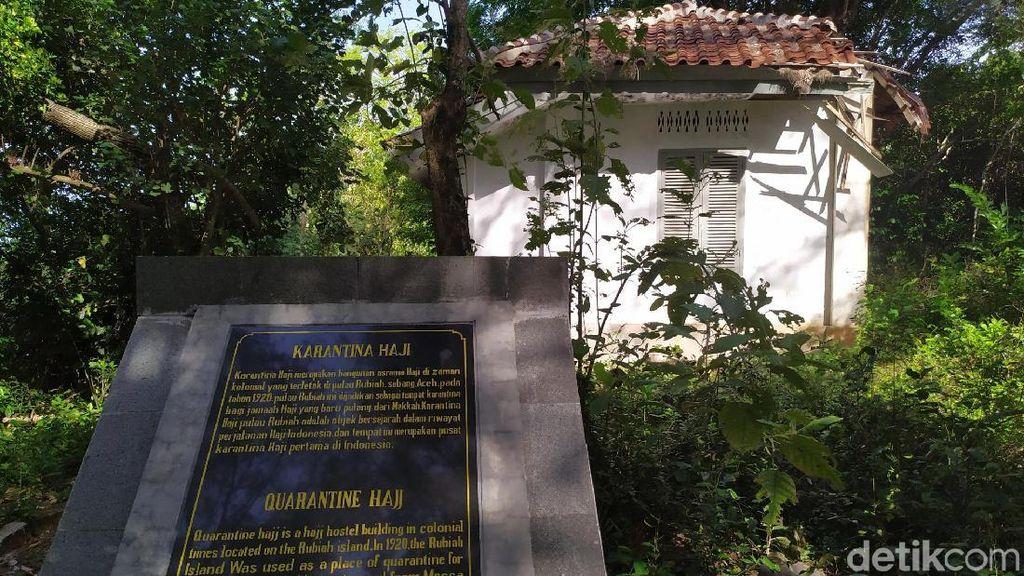 Situs Karantina Haji Sabang: Termewah di Zaman Belanda, Kini Memprihatinkan