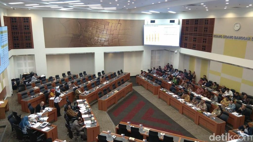 Banggar DPR Rapat dengan Kemenkeu Bahas Dana Transfer Daerah