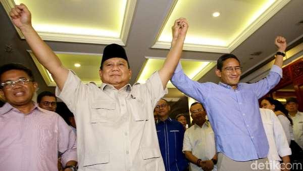 Gerindra: Prabowo-Jokowi Terima Putusan MK, Semangat Bangun Negara ke Depan