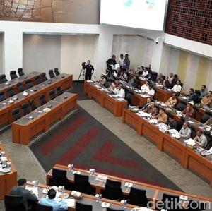 Banggar Kembali Rapat Bahas Hitungan Belanja Pemerintah 2020
