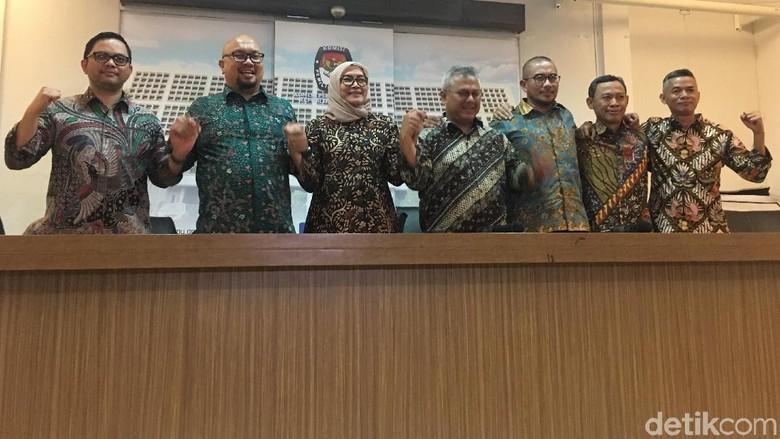 KPU Tetapkan Jokowi-Maruf Jadi Capres-Cawapres Terpilih Minggu 30 Juni