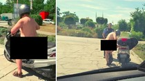 Ancaman Heat Stroke dan Kaitannya dengan Foto Pemotor Bugil yang Viral