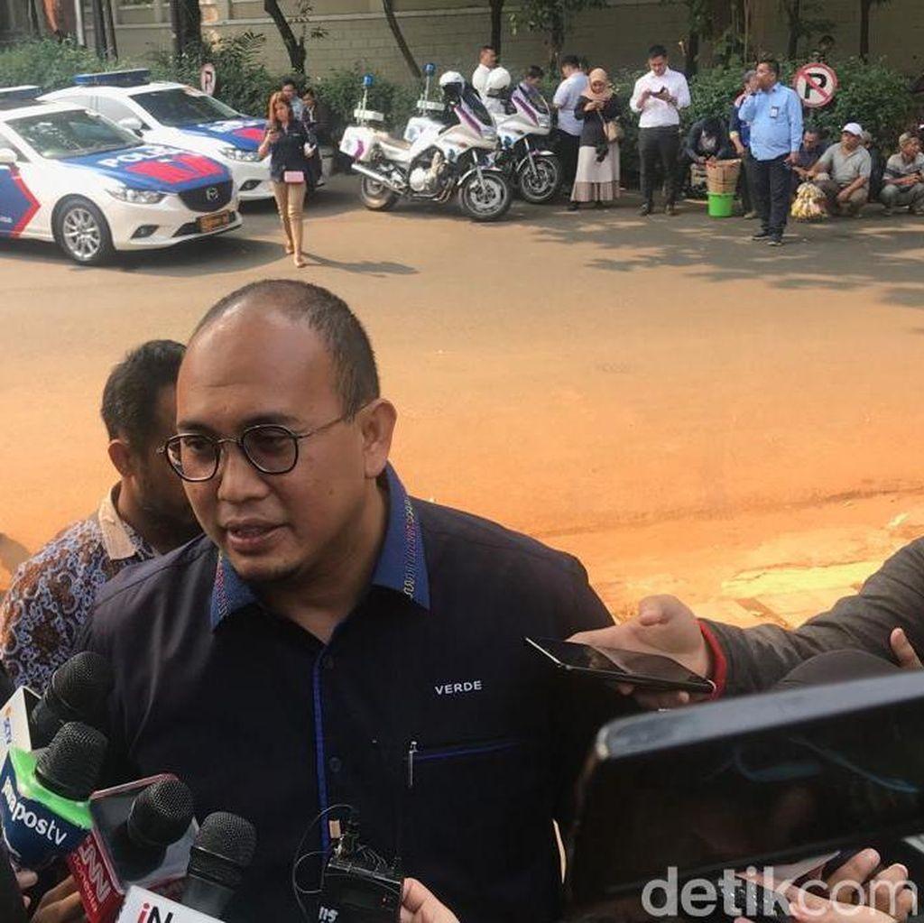 BPN soal Aksi di MK: Kami Tak Fasilitasi, Tanggung Jawab ke Polisi