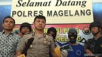 Babat Korban dan Rampas HP, 2 Pelaku Klithih Magelang Ditangkap