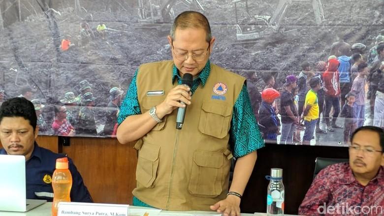 BNPB: 366 Orang Meninggal Akibat Bencana Kurun Januari-Juni 2019