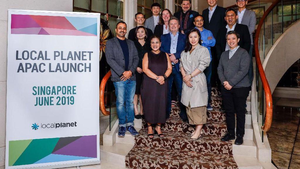Agensi Local Planet Buka Jaringan Asia Pasifik di Singapura