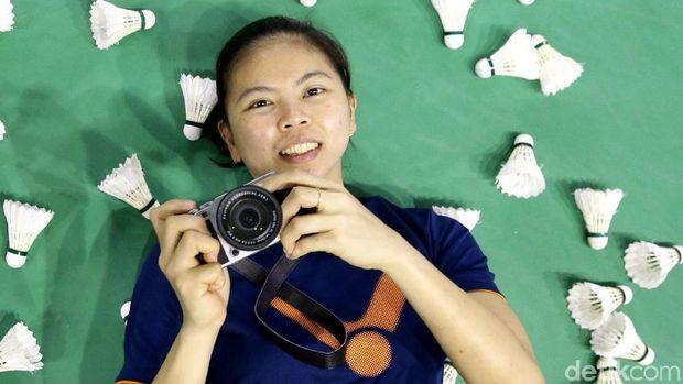 (Belum ada foto) Jago Bulutangkis, Greysia Polii Hobi nge-Vlog dan Fotografi