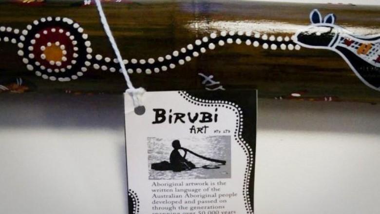 Karya Seni Aborigin Dipalsukan di Indonesia, Pengadilan Australia Bertindak