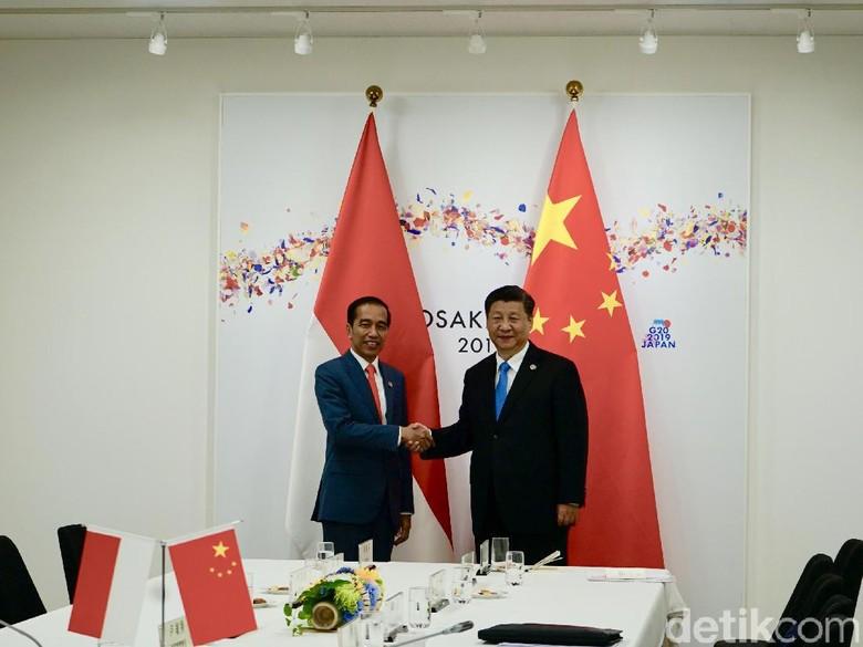 Jokowi Harap Pertemuan AS-China Hasilkan Kesepakatan yang Adil
