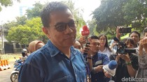 Bahas Sikap Pascaputusan MK, Sekjen Koalisi 02 Merapat ke Kertanegara
