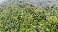 Malaysia Pecahkan Rekor, Punya Seluncuran Air Terpanjang Sedunia