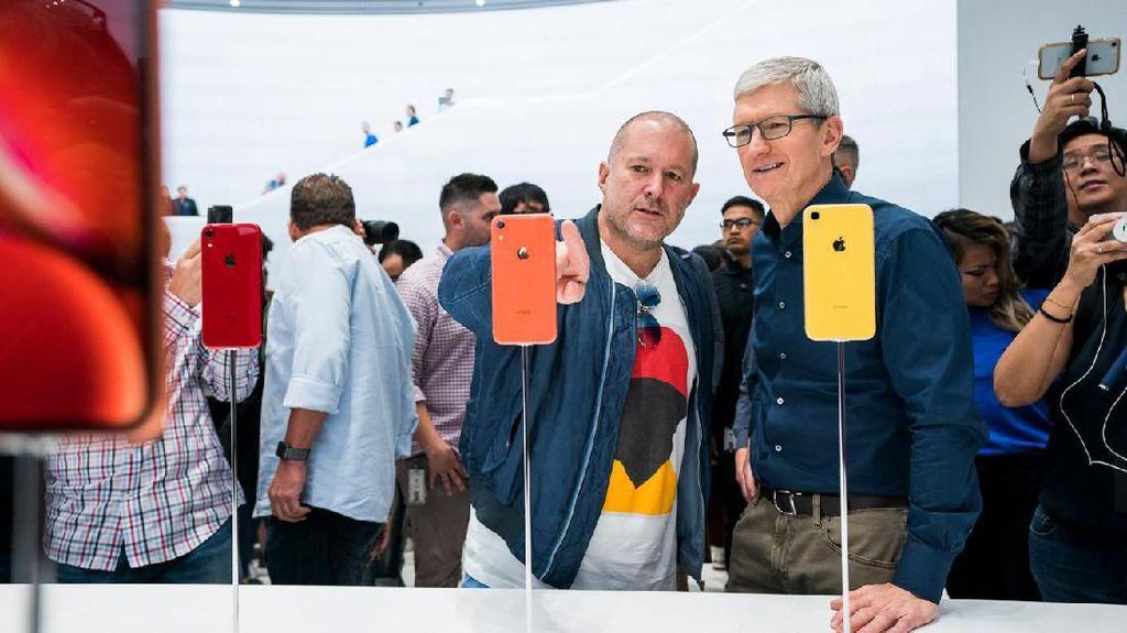 Deretan Perangkat Ikonik Apple Hasil Rancangan Jony Ive