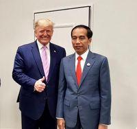 Trump dan Jokowi