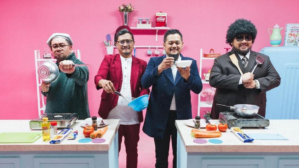Merayakan Mini Album Baru, Sore Gelar Pertunjukan di Bandung
