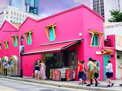 Cerita di Balik Kampong Glam Singapura