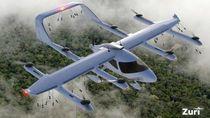 Foto: Pesawat Tanpa Pilot di Masa Depan
