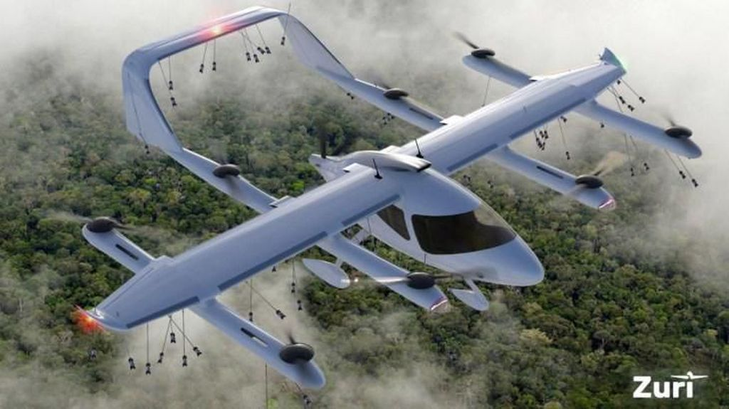 Di Masa Depan, Ada Pesawat Tanpa Pilot yang Siap Mengudara
