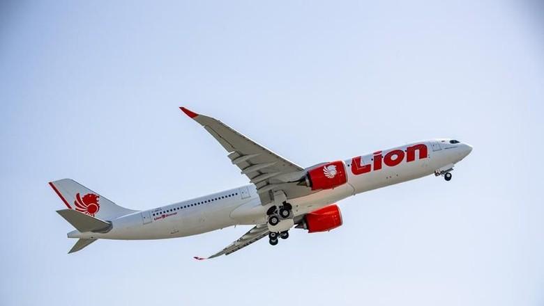 Lion Air Airbus A330-900NEO (P Masclet/Airbus/Lion Air)