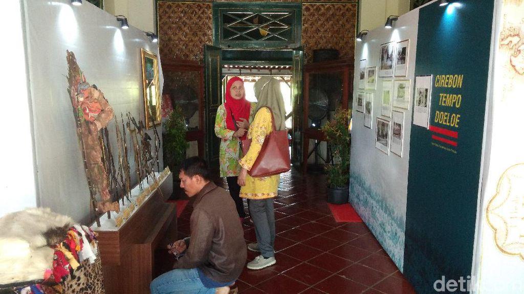 Menyusuri Keragaman Sejarah di Pameran Museum Gua Sunyaragi