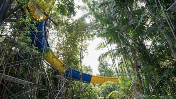 Pulau Penang, di lepas pantai barat Malaysia, lebih terkenal dengan budaya dan wisata kuliner dibanding taman rekreasinya (ESCAPE/CNN)