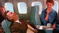 Zaman dahulu, belum ada hiburan seperti VR, film, musik dan Wi-Fi dalam kabin pesawat (Boeing Historical Archives/CNN)