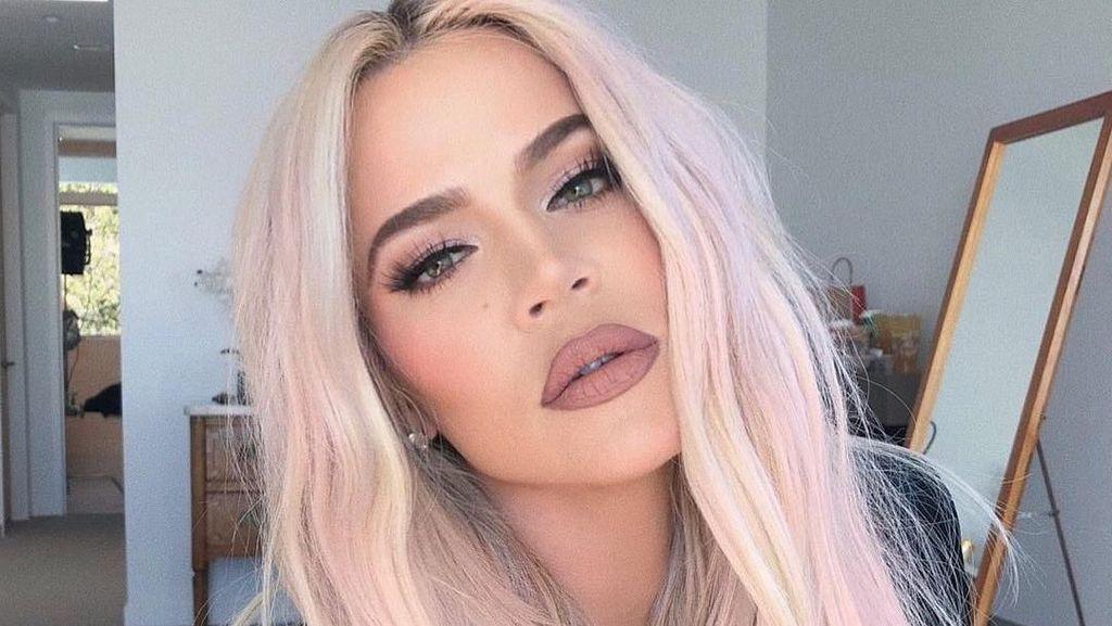 Khloe Kardashian Bayari Belanja Makanan Lansia Saat Pandemi COVID-19