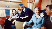 Kini para penumpang pesawat sudah dimanjakan di mana ada aplikasi yang dapat mengakses konten berbasis cloud karena pesawat memasang Wi-Fi (AirlineRatings.com/CNN)