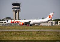 Lion Air Airbus A330-900NEO di Toulouse (P Masclet/Airbus/Lion Air)