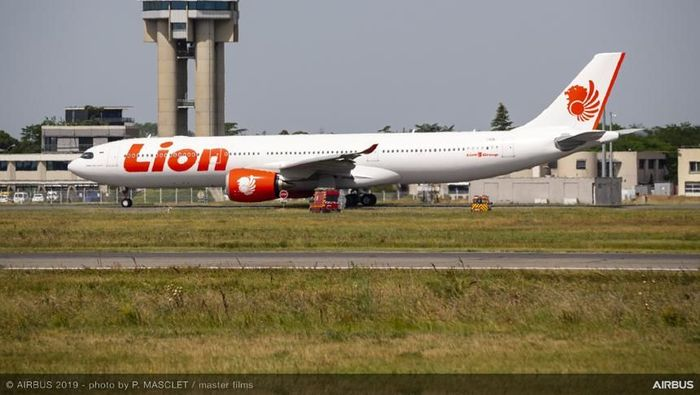Foto: P Masclet/Airbus/Lion Air